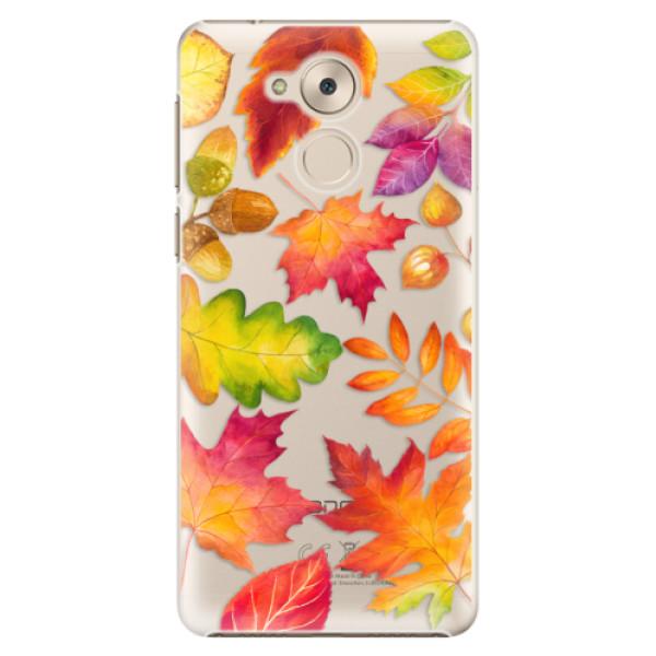 Plastové pouzdro iSaprio - Autumn Leaves 01 - Huawei Nova Smart