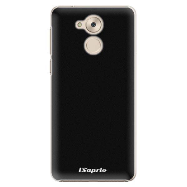Plastové pouzdro iSaprio - 4Pure - černý - Huawei Nova Smart