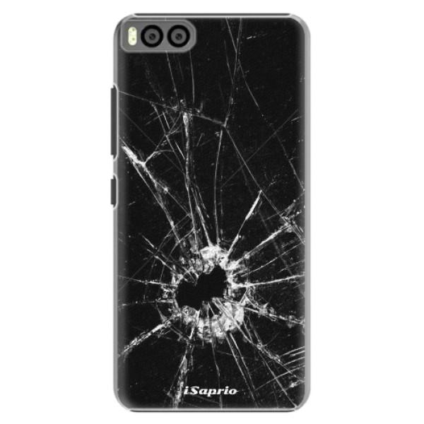 Plastové pouzdro iSaprio - Broken Glass 10 - Xiaomi Mi6