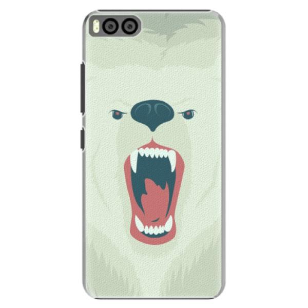 Plastové pouzdro iSaprio - Angry Bear - Xiaomi Mi6