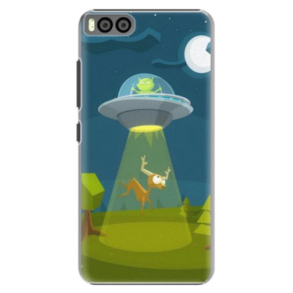 Plastové pouzdro iSaprio - Alien 01 - Xiaomi Mi6