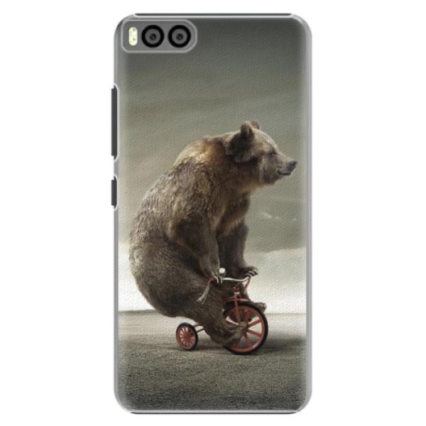Plastové pouzdro iSaprio - Bear 01 - Xiaomi Mi6