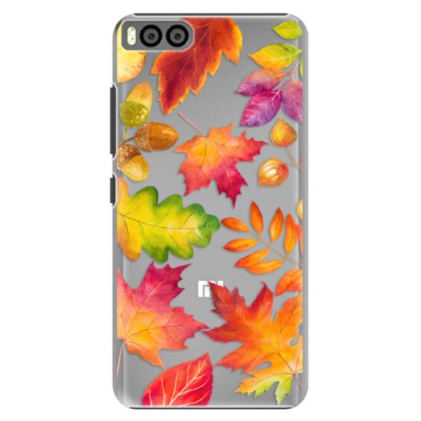 Plastové pouzdro iSaprio - Autumn Leaves 01 - Xiaomi Mi6