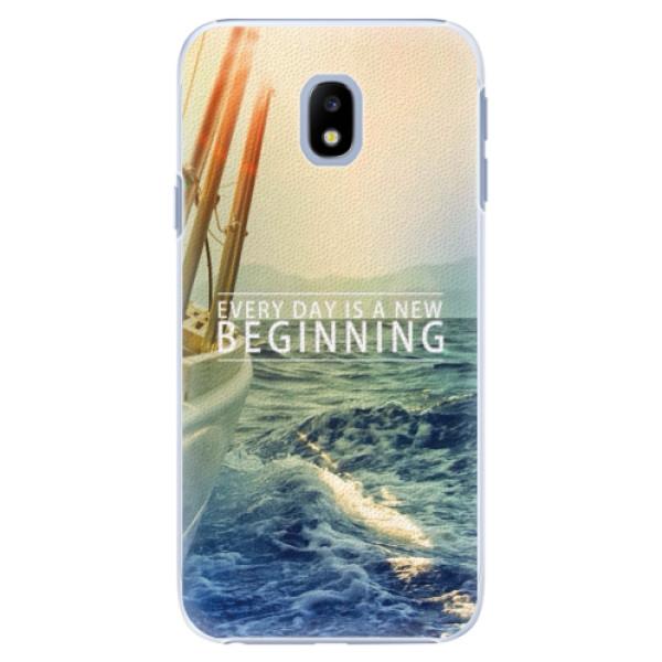 Plastové pouzdro iSaprio - Beginning - Samsung Galaxy J3 2017