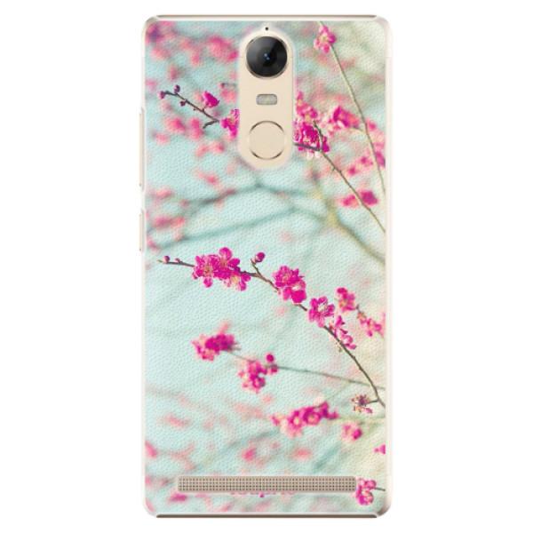 Plastové pouzdro iSaprio - Blossom 01 - Lenovo K5 Note