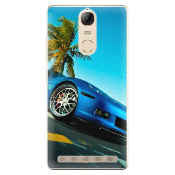 Plastové pouzdro iSaprio - Car 10 - Lenovo K5 Note