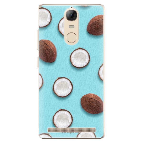 Plastové pouzdro iSaprio - Coconut 01 - Lenovo K5 Note
