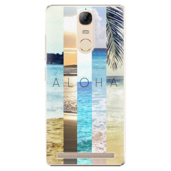 Plastové pouzdro iSaprio - Aloha 02 - Lenovo K5 Note