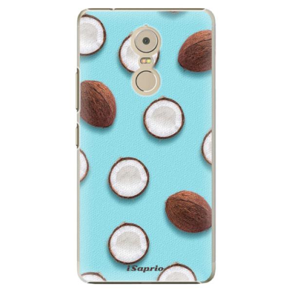 Plastové pouzdro iSaprio - Coconut 01 - Lenovo K6 Note