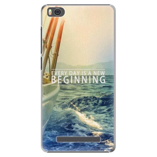 Plastové pouzdro iSaprio - Beginning - Xiaomi Mi4C