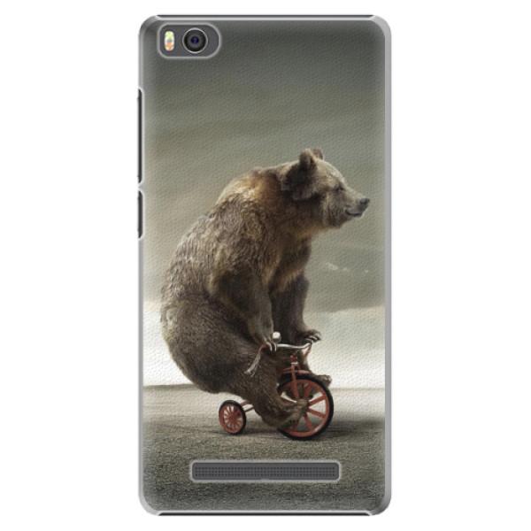 Plastové pouzdro iSaprio - Bear 01 - Xiaomi Mi4C