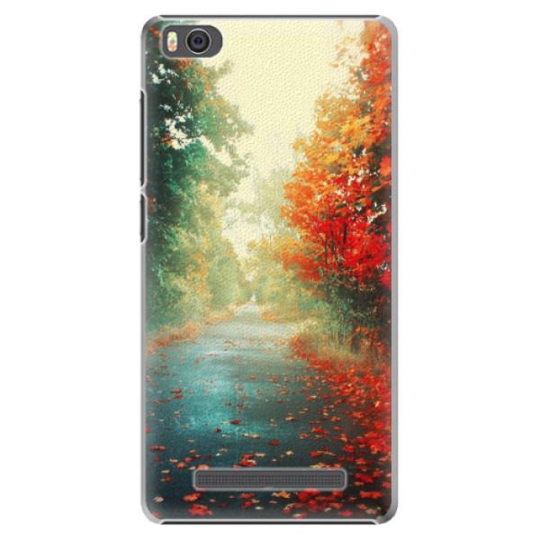 Plastové pouzdro iSaprio - Autumn 03 - Xiaomi Mi4C