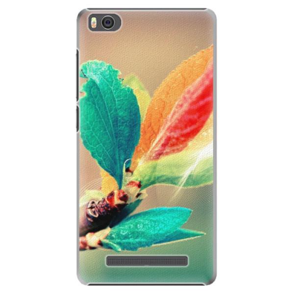 Plastové pouzdro iSaprio - Autumn 02 - Xiaomi Mi4C
