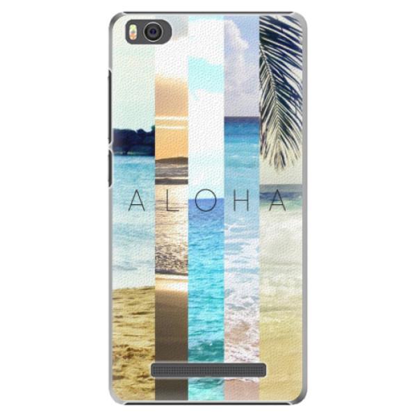 Plastové pouzdro iSaprio - Aloha 02 - Xiaomi Mi4C