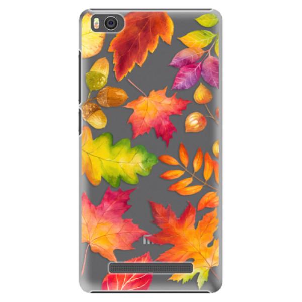 Plastové pouzdro iSaprio - Autumn Leaves 01 - Xiaomi Mi4C