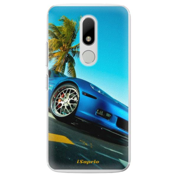 Plastové pouzdro iSaprio - Car 10 - Lenovo Moto M