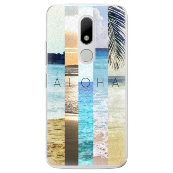 Plastové pouzdro iSaprio - Aloha 02 - Lenovo Moto M
