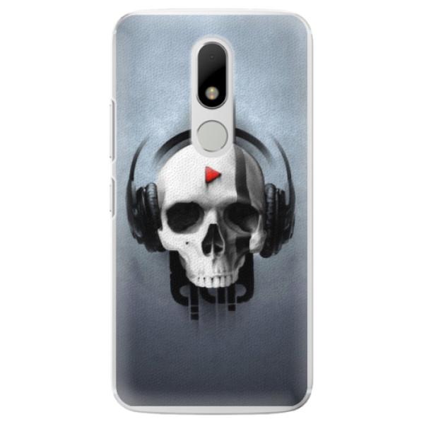 Plastové pouzdro iSaprio - Skeleton M - Lenovo Moto M