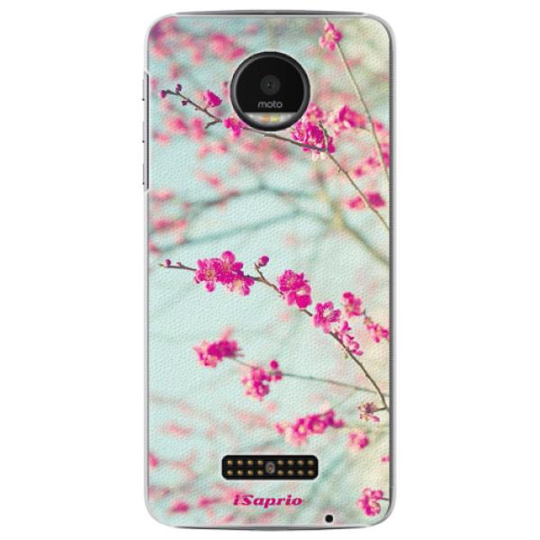 Plastové pouzdro iSaprio - Blossom 01 - Lenovo Moto Z