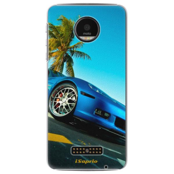 Plastové pouzdro iSaprio - Car 10 - Lenovo Moto Z