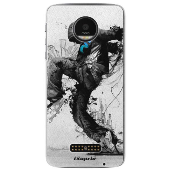 Plastové pouzdro iSaprio - Dance 01 - Lenovo Moto Z