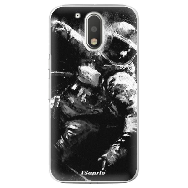 Plastové pouzdro iSaprio - Astronaut 02 - Lenovo Moto G4 / G4 Plus