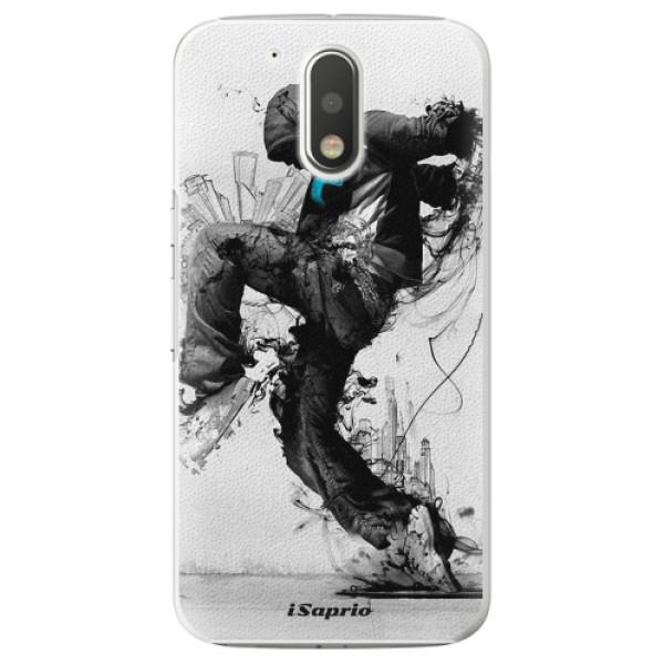 Plastové pouzdro iSaprio - Dance 01 - Lenovo Moto G4 / G4 Plus