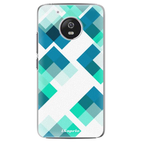 Plastové pouzdro iSaprio - Abstract Squares 11 - Lenovo Moto G5