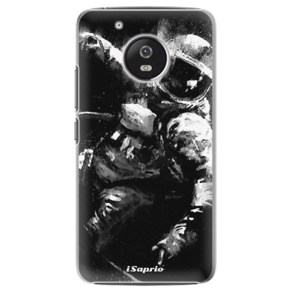 Plastové pouzdro iSaprio - Astronaut 02 - Lenovo Moto G5