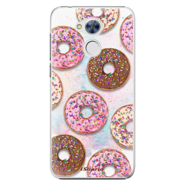Plastové pouzdro iSaprio - Donuts 11 - Huawei Honor 6A
