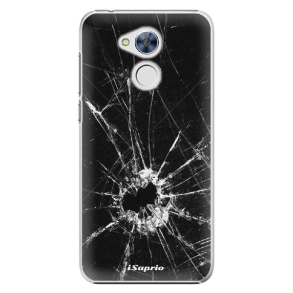 Plastové pouzdro iSaprio - Broken Glass 10 - Huawei Honor 6A