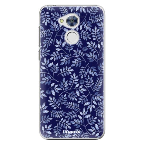 Plastové pouzdro iSaprio - Blue Leaves 05 - Huawei Honor 6A