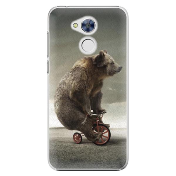 Plastové pouzdro iSaprio - Bear 01 - Huawei Honor 6A