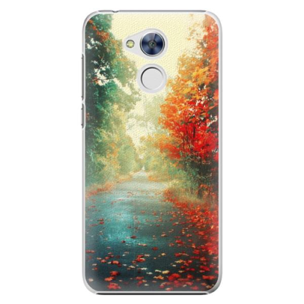 Plastové pouzdro iSaprio - Autumn 03 - Huawei Honor 6A