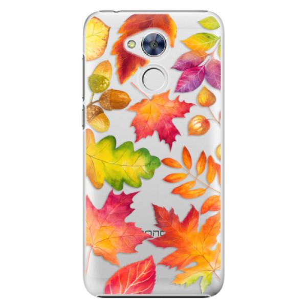 Plastové pouzdro iSaprio - Autumn Leaves 01 - Huawei Honor 6A