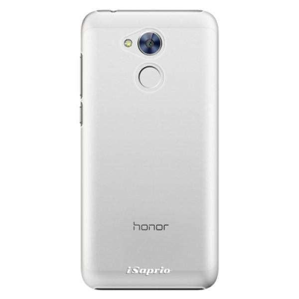 Plastové pouzdro iSaprio - 4Pure - mléčný bez potisku - Huawei Honor 6A