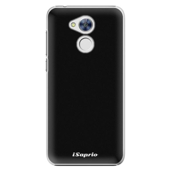 Plastové pouzdro iSaprio - 4Pure - černý - Huawei Honor 6A