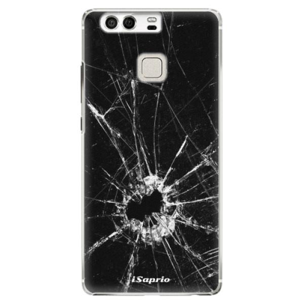 Plastové pouzdro iSaprio - Broken Glass 10 - Huawei P9
