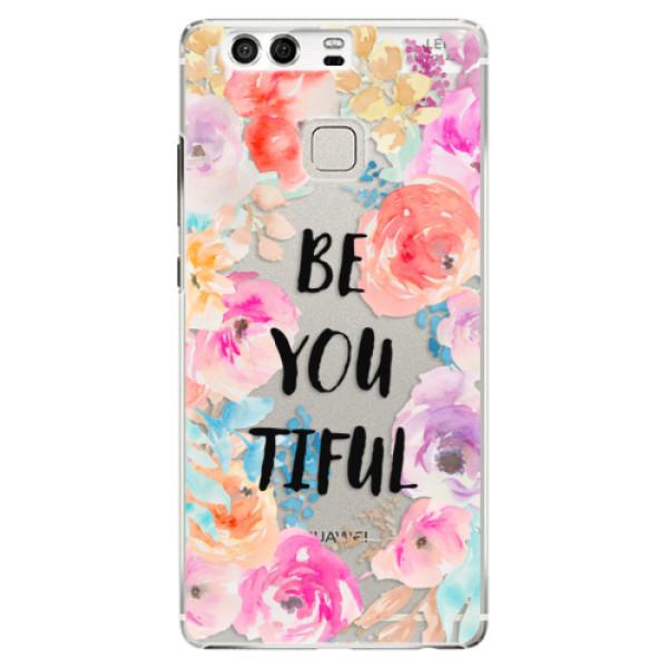 Plastové pouzdro iSaprio - BeYouTiful - Huawei P9