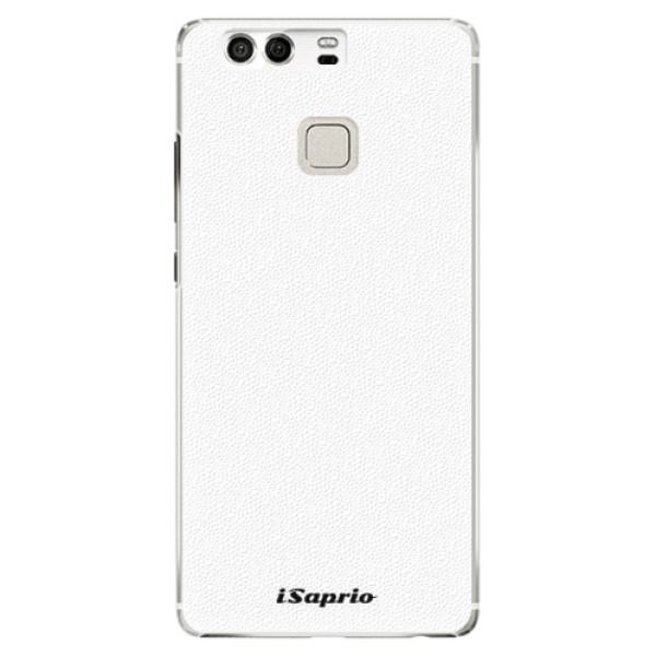 Plastové pouzdro iSaprio - 4Pure - bílý - Huawei P9