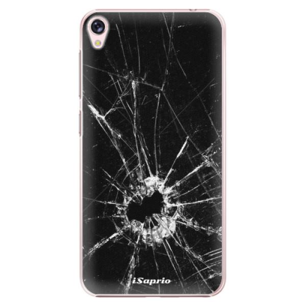 Plastové pouzdro iSaprio - Broken Glass 10 - Asus ZenFone Live ZB501KL