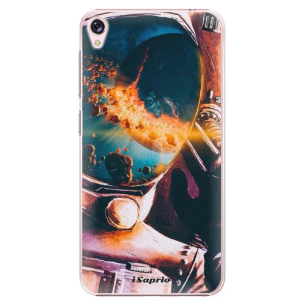 Plastové pouzdro iSaprio - Astronaut 01 - Asus ZenFone Live ZB501KL