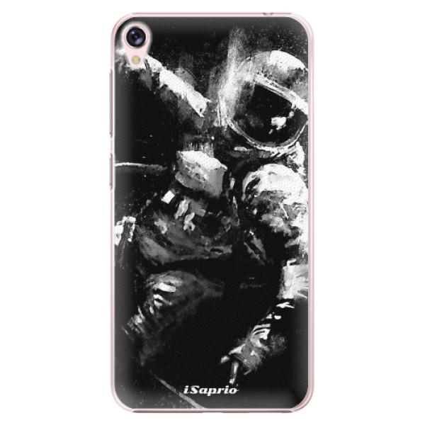 Plastové pouzdro iSaprio - Astronaut 02 - Asus ZenFone Live ZB501KL