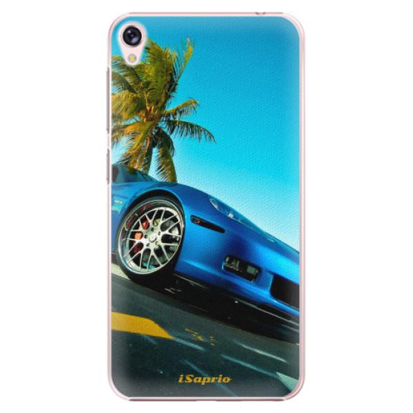 Plastové pouzdro iSaprio - Car 10 - Asus ZenFone Live ZB501KL