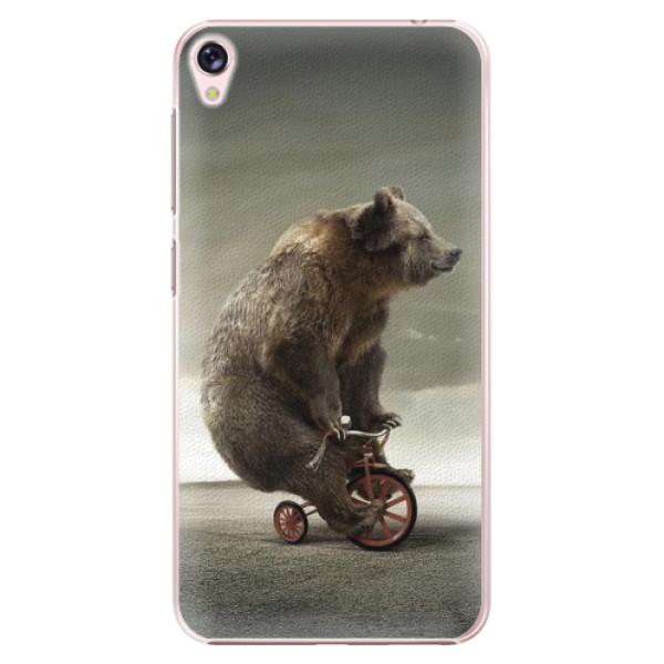 Plastové pouzdro iSaprio - Bear 01 - Asus ZenFone Live ZB501KL