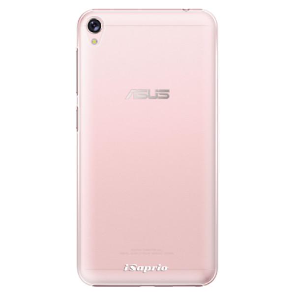 Plastové pouzdro iSaprio - 4Pure - mléčný bez potisku - Asus ZenFone Live ZB501KL
