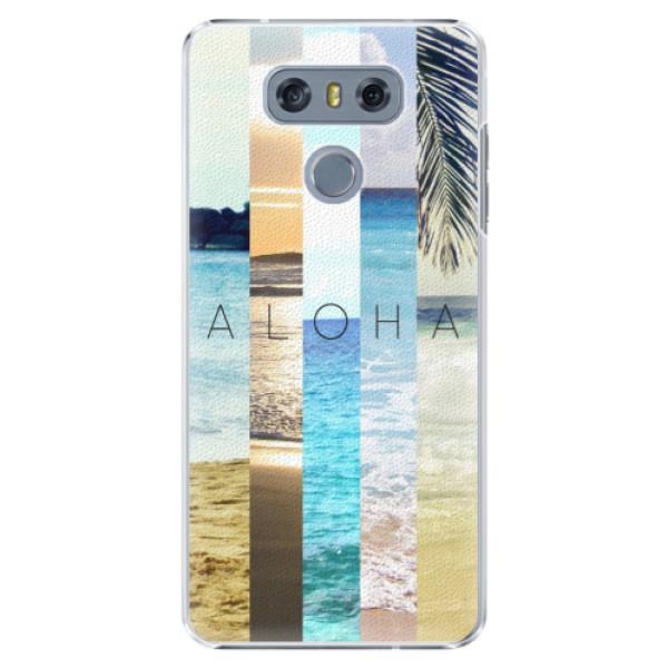 Plastové pouzdro iSaprio - Aloha 02 - LG G6 (H870)