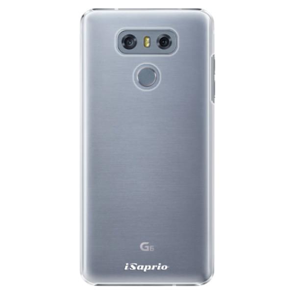 Plastové pouzdro iSaprio - 4Pure - mléčný bez potisku - LG G6 (H870)