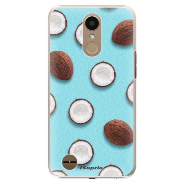 Plastové pouzdro iSaprio - Coconut 01 - LG K10 2017