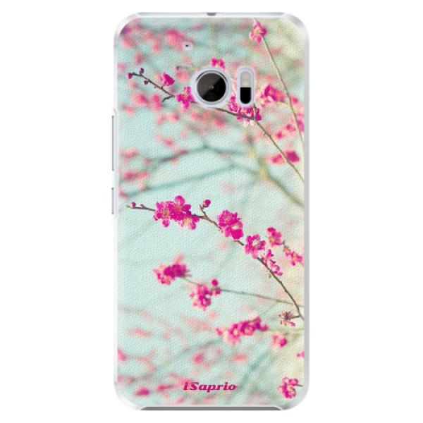 Plastové pouzdro iSaprio - Blossom 01 - HTC 10